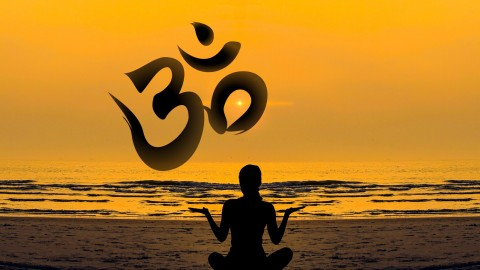 Om Sign wallpapers high quality