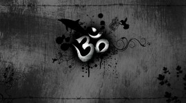 Om Sign Wallpaper Download