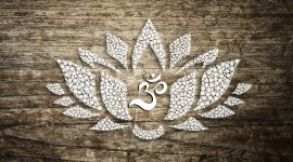 Om Sign Wallpaper Download Free
