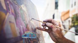 Painter Wallpaper
