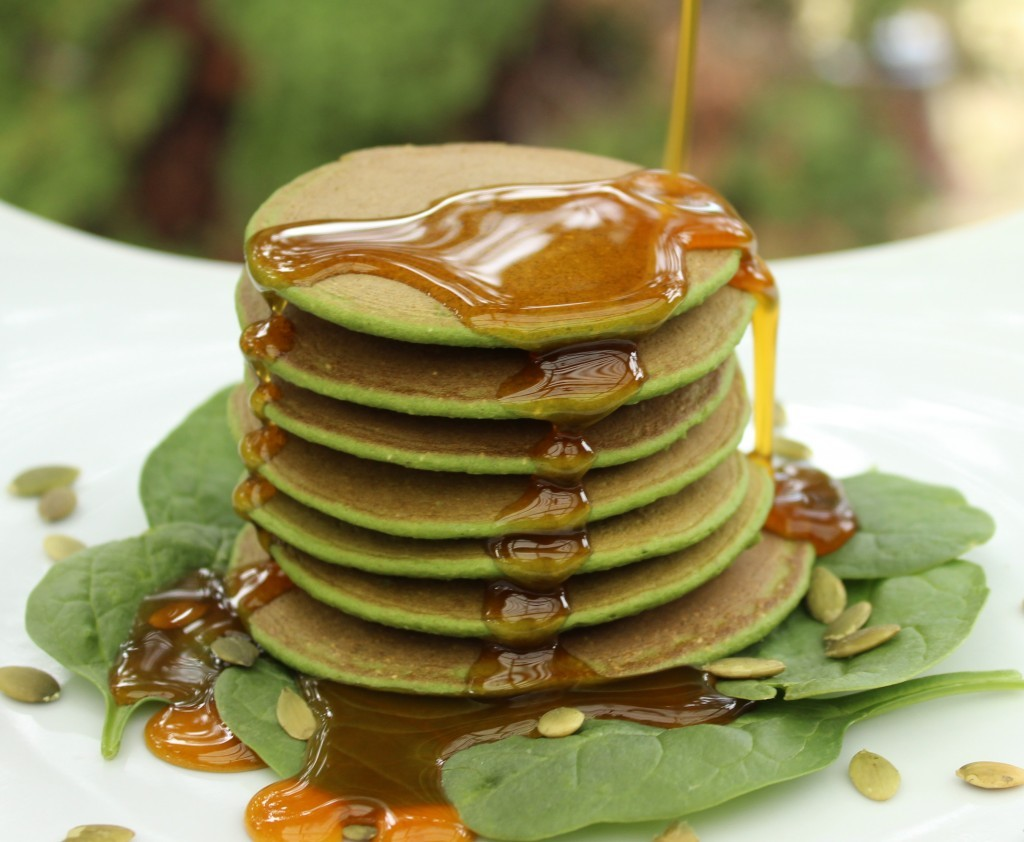 Pancakes With Spinach wallpapers HD