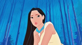 Pocahontas Wallpaper Full HD