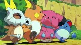 Pokemon The First Movie Wallpaper