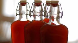 Pomegranate Liqueur Photo