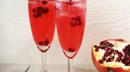 Pomegranate Liqueur Wallpaper For IPhone