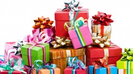 Presents Desktop Wallpaper HD