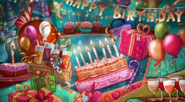 Presents Wallpaper Download Free