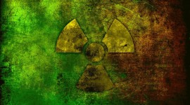 Radiation Wallpaper Background