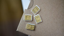 SIM Card Desktop Wallpaper HD