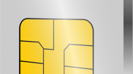 SIM Card Wallpaper For IPhone