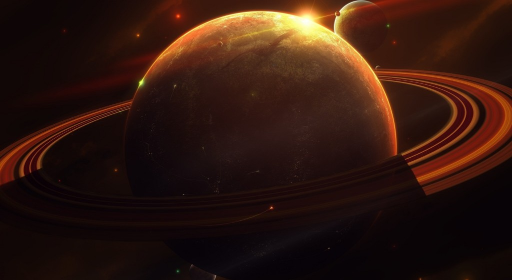 Saturn wallpapers HD