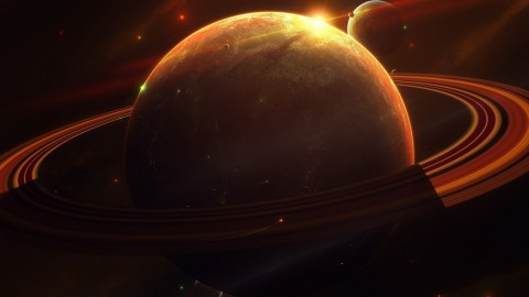 Saturn wallpapers high quality