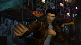 Shenmue 1 & 2 HD Aircraft Picture