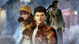 Shenmue 1 & 2 HD Image