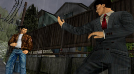 Shenmue 1 & 2 HD Photo Download