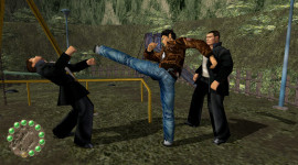 Shenmue 1 & 2 HD Picture Download