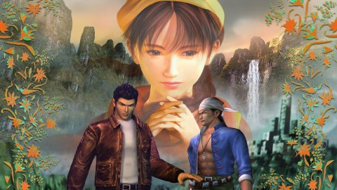 Shenmue 1 & 2 HD wallpapers high quality
