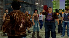 Shenmue 1 & 2 HD Wallpaper For PC
