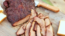 Smoked Meat High Quality Wallpaper