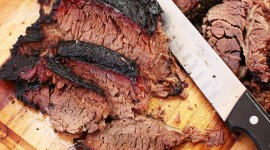 Smoked Meat Wallpaper Background