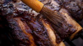 Smoked Meat Wallpaper Full HD