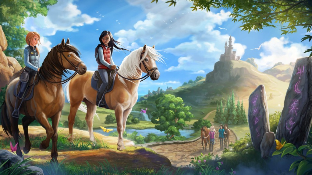 Star Stable Online wallpapers HD