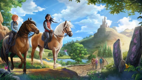 Star Stable Online wallpapers high quality