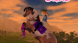 Star Stable Online Wallpaper For IPhone