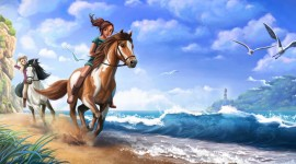 Star Stable Online Wallpaper Free