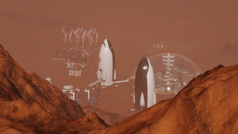 Surviving Mars wallpapers high quality