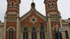 Synagogue Wallpaper For IPhone