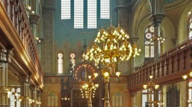 Synagogue Wallpaper For IPhone Free