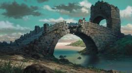 Tales From Earthsea Desktop Wallpaper