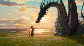 Tales From Earthsea Wallpaper For PC