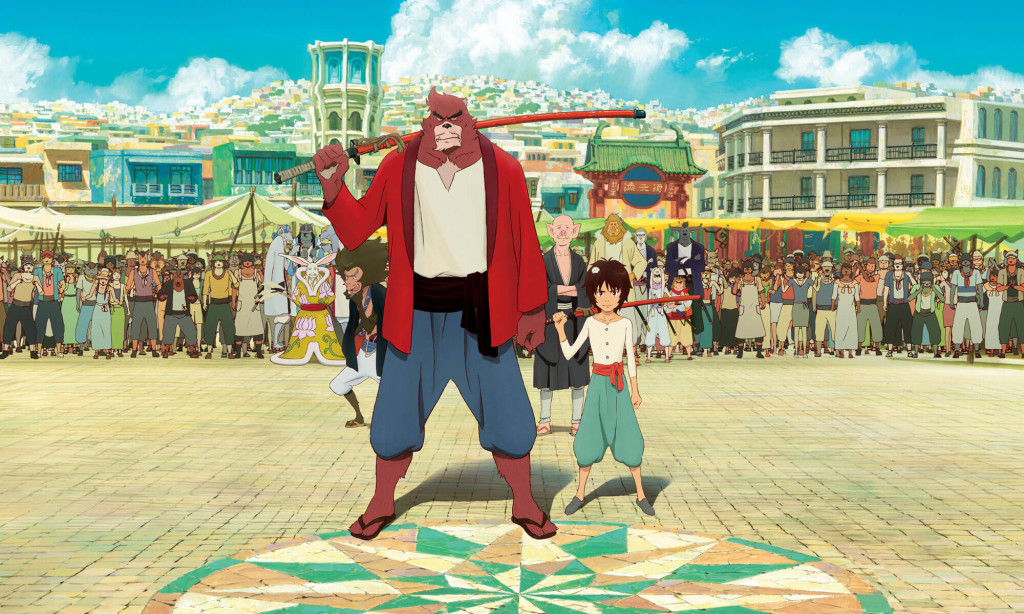 The Boy And The Beast wallpapers HD