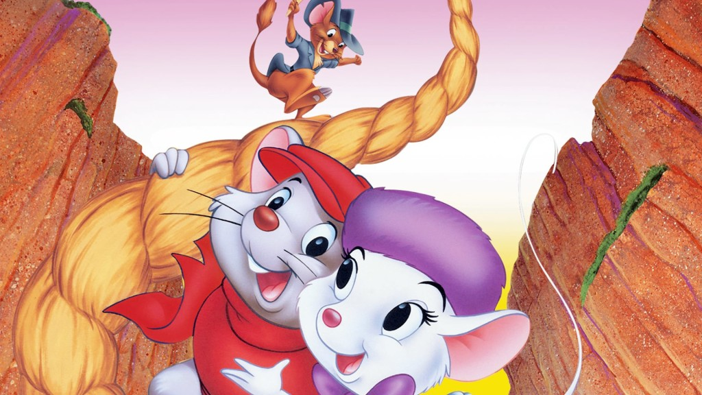 The Rescuers Down Under wallpapers HD