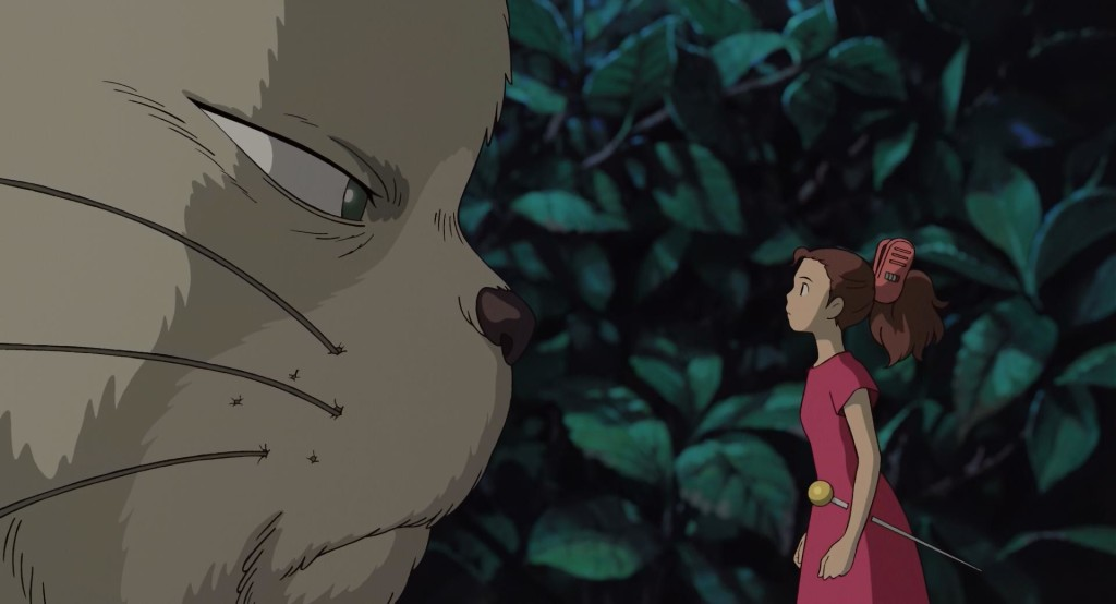 The Secret World Of Arrietty wallpapers HD