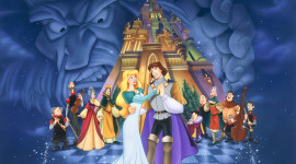 The Swan Princess Wallpaper