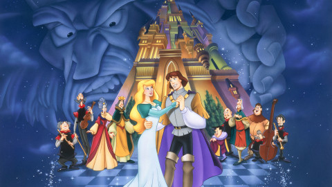 The Swan Princess wallpapers high quality
