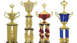 Trophies Wallpaper For Desktop