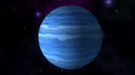 Uranus Wallpaper For PC