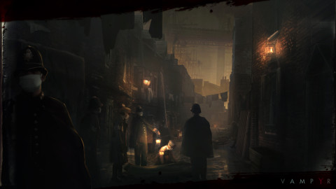 Vampyr wallpapers high quality
