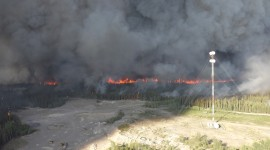 Wildfire In Siberia Wallpaper Gallery