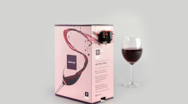 Wine In A Bag Wallpaper Download