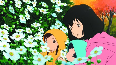 Wolf Children wallpapers high quality
