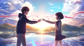 Your Name Desktop Wallpaper For PC