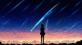 Your Name Desktop Wallpaper HD