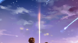 Your Name Wallpaper For Android