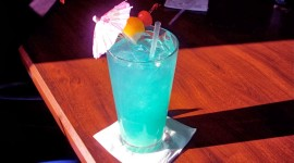 Blue Lagoon Cocktail Photo#1