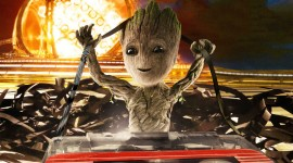 4K Groot Photo